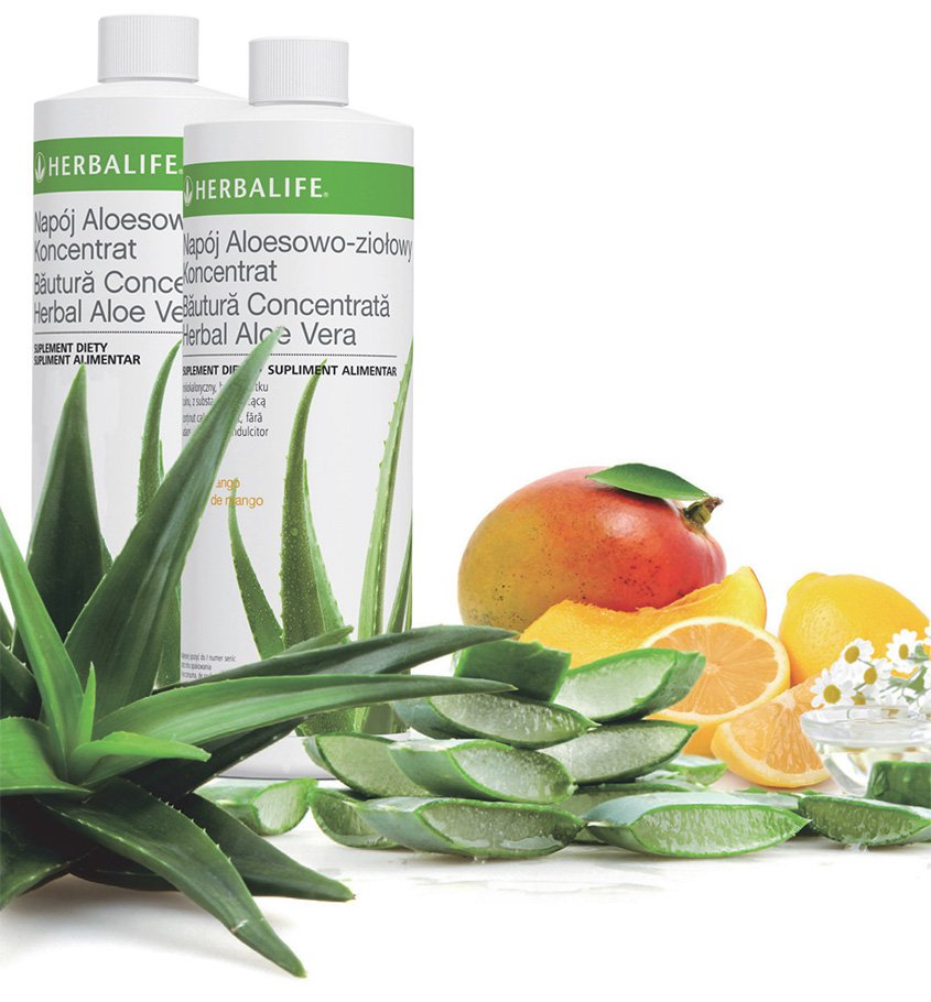 Aloes Herbalife